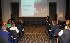 Global communications with a local edge: Third FinExpertiza Network Conference has opened in Amsterdam